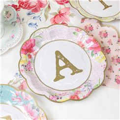 Truly Scrumptious Vintage Tea Party Supplies | Party Delights