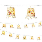 Truly Scrumptious Vintage Lampshade Light - 1.5m