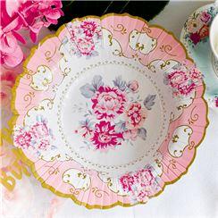 Truly Scrumptious Vintage Tea Party Supplies   Party Delights