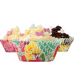 Truly Scrumptious Vintage Cupcake Cases