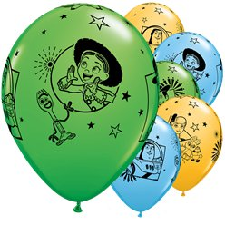 "Toy Story 4 Balloons - 12"" Latex"
