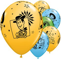 "Toy Story 4 Balloons - 11"" Latex"