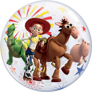 Toy Story 4 Bubble Balloon - 22