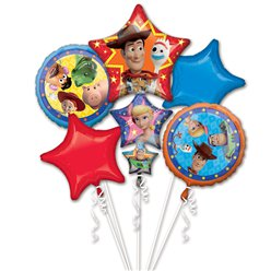 Toy Story 4 Foil Balloon Bouquet Kit