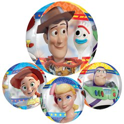 "Toy Story 4 Orbz Balloon - 16"" Foil"