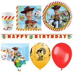 Toy Story 4 - Deluxe Pack For 16
