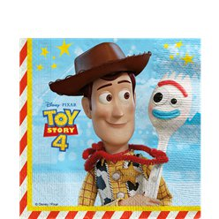 Toy Story 4 Lunch Napkins - 33cm