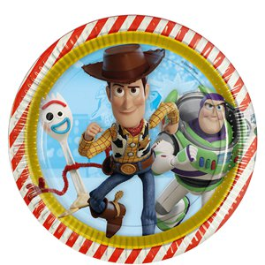 Toy Story 4 - Deluxe Pack For 8