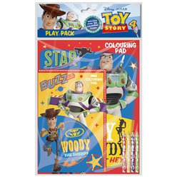 Toy Story 4 Play Pack