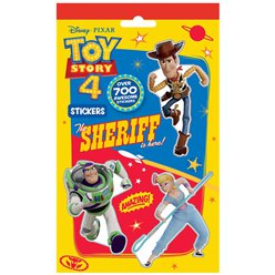 Toy Story 4 700 Stickers