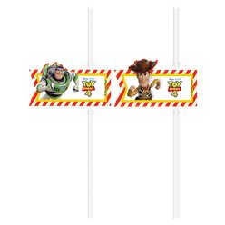 Toy Story 4 Paper Straws