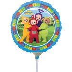 "Teletubbies Mini Balloon - 9"" Foil"