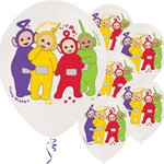 "Teletubbies Printed Balloons - 11"" Latex"
