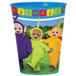 Teletubbies Plastic Favour Cup - 455ml