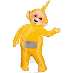 Teletubbies Laa-Laa SuperShape Balloon - 43""