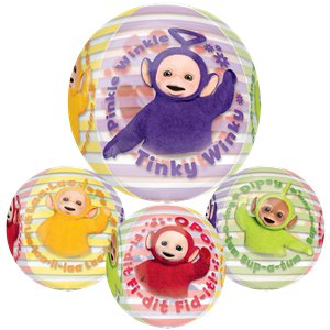 Teletubbies Orbz Balloon - 16