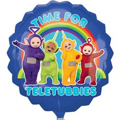 Teletubbies Holographic Supershape Balloon - 35""
