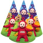 Teletubbies Party Hats - 16cm
