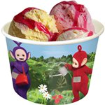Teletubbies Ice Cream Tubs