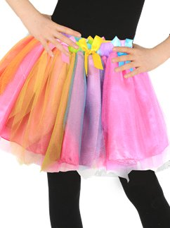 Rainbow Fairy Tutu - Child One Size