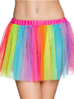 Rainbow Tutu - Adult One Size