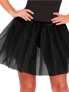 Black Tutu - Adult One Size