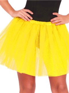 Yellow Tutu - Adult One Size