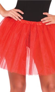 Red Tutu - Adult One Size