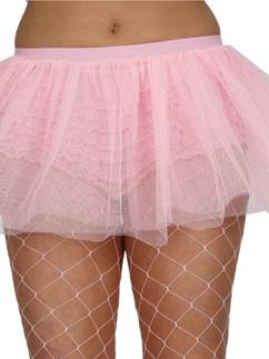 Baby Pink Tutu - Adult Size 10-14