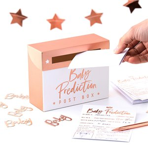 Twinkle Twinkle Baby Prediction Box Game