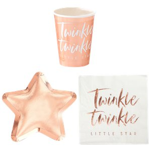 Twinkle Twinkle Party Pack - Value Pack For 8