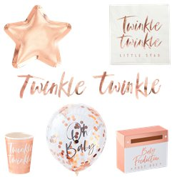 Twinkle Twinkle Party Pack - Deluxe Pack For 16