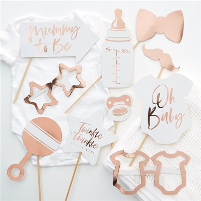 Twinkle Twinkle Photo Booth Props