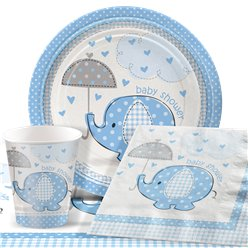 Umbrellaphants Blue Party Pack - Value Pack For 8