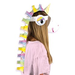 Unicorn Party Headdress