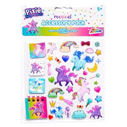 Magical Rainbow Unicorn Accessory Pack