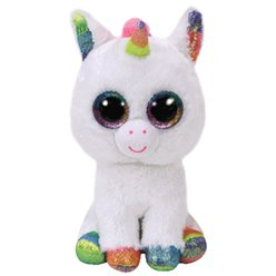 TY Pixy Unicorn Beanie Boo Toy