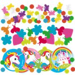 Rainbow Unicorn Table/Invite Confetti - 34g
