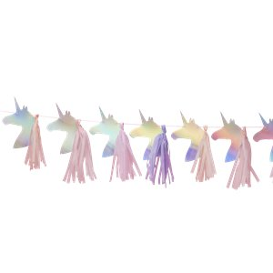 Unicorn Wishes Unicorn Tassel Garland - 1.5m