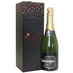 """With Love"" Bottle Box"