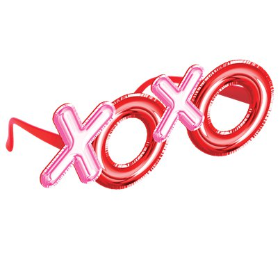 Valentines Day XOXO Fun Shades