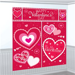 Valentines Scene Setter Decoration