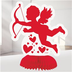 Mini Cupid Honeycomb Decorations - 15cm