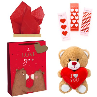 Valentine's Day Chocolate Gift Set