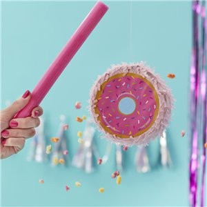 Good Vibes Mini Donut Pinata - 12cm