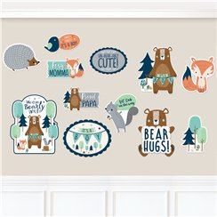 Bearly Wait Cutout Decorations