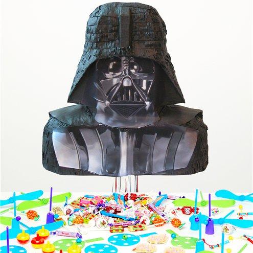 Brand New Star Wars Darth Vader Child Costume Kit