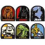 Star Wars Shaped Memo Pad