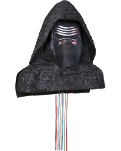 The Force Awakens Kylo Ren Pull Pinata