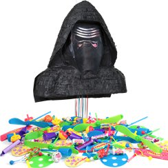Star Wars Kylo Pull Piñata Kit